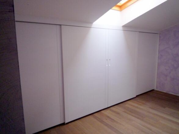 Arredo produzione mobili su progetto - Ante scorrevoli per cabine armadio ...