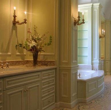 arredamento bagno classico