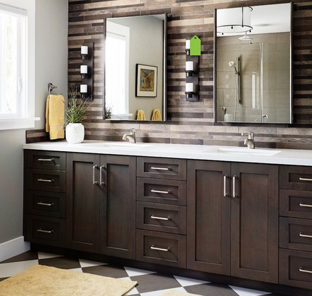 ... bagno in legno su misura , bagni da falegnameria , mobili bagno in