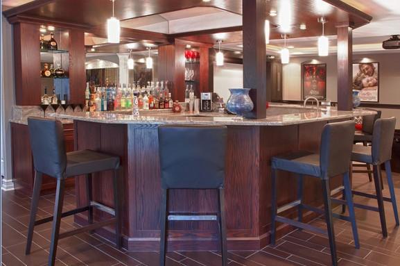 Arredo bar for Arredi in legno