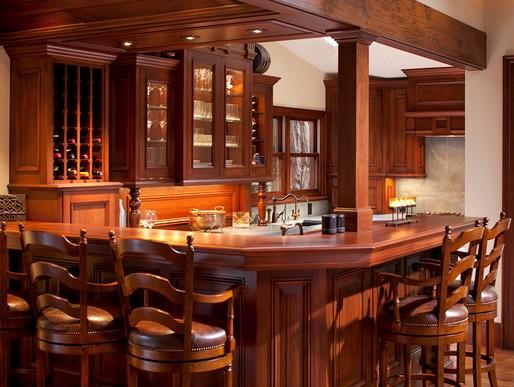 Bancone In Legno Costruito Artigianalmente : Arredo bar: banconi bar su misura frosinone banconi in legno frosinone