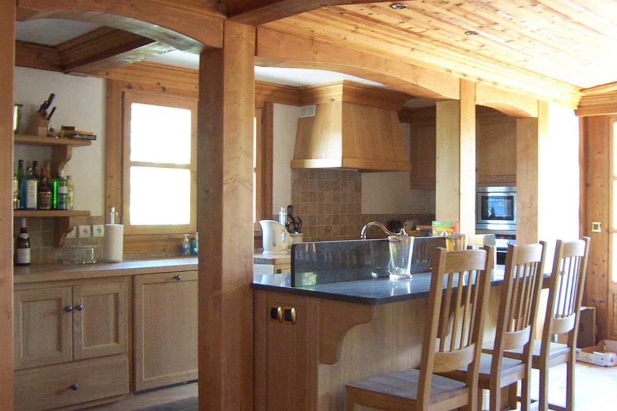 Cucine Per Chalet Di Montagna arredo casa montagna