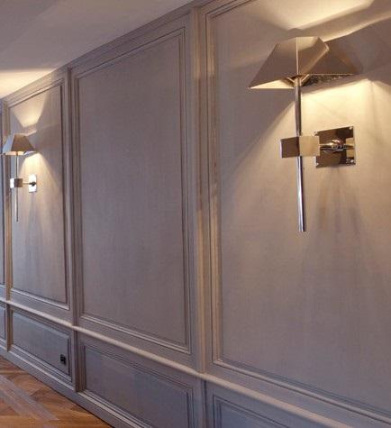 Mobili su misura- Arredamenti su misura di qualità: Boiserie di ...