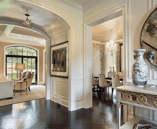 Mobili su misura arredamenti su misura di qualit case for Interni case classiche