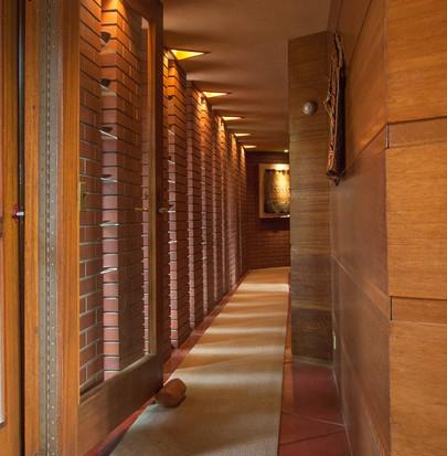 boiserie hotel in legno