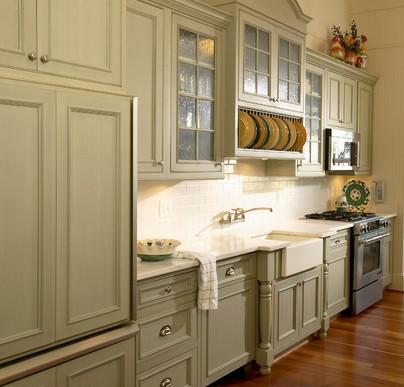 cucine legno stile classico