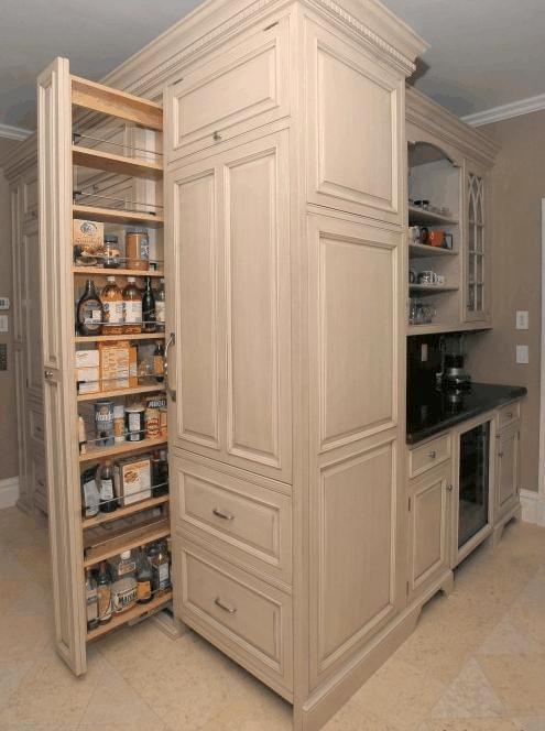 Cucine artigianali in legno spazzolato - Cucine artigianali in legno massello ...