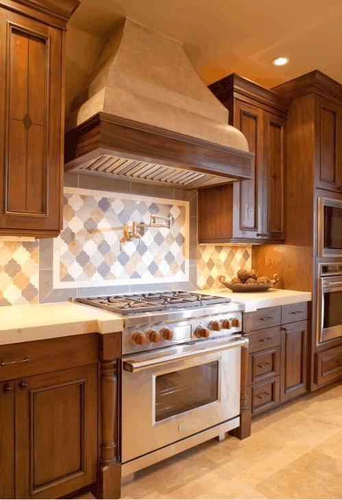 Cucine artigianali in ciliegio - Cucine classiche artigianali ...