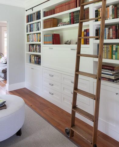 Librerie su misura for Librerie bianche