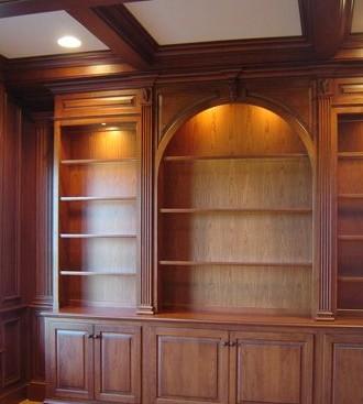 Falegnameria su misura fabbrichiamo manualmente arredi di for Librerie in legno componibili