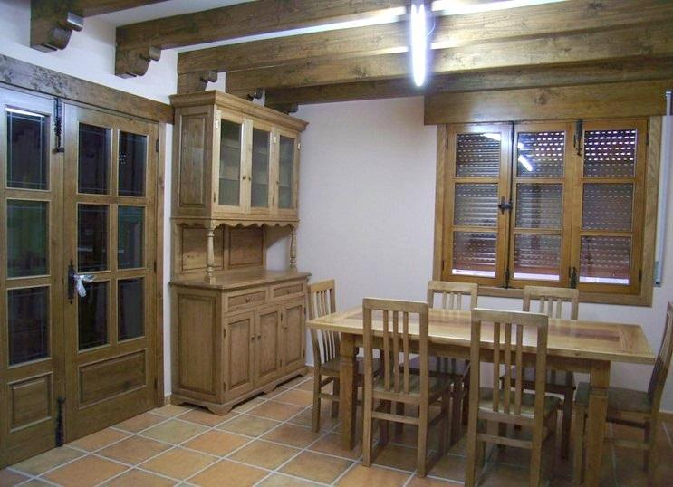 Arredare la taverna in stile rustico o country pagina di