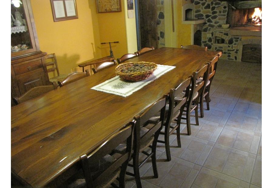 Tavoli taverna for Arredare la taverna