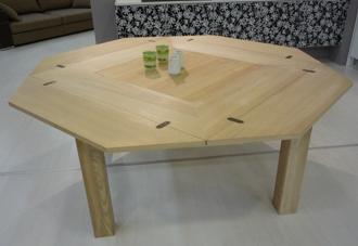Tavoli in legno massello - Tavoli allungabili in legno massello prezzi ...