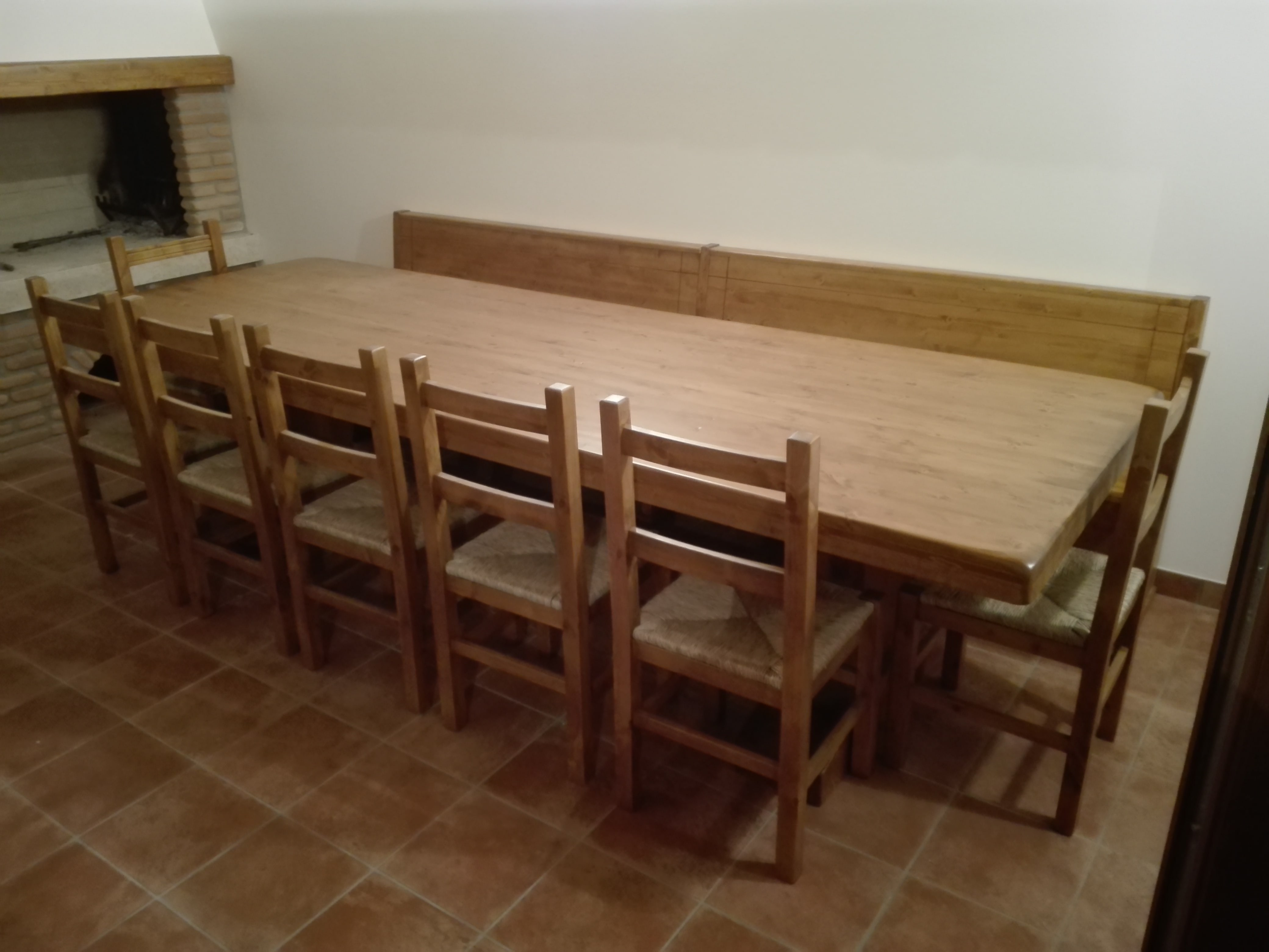 Tavolo taverna 3 metri