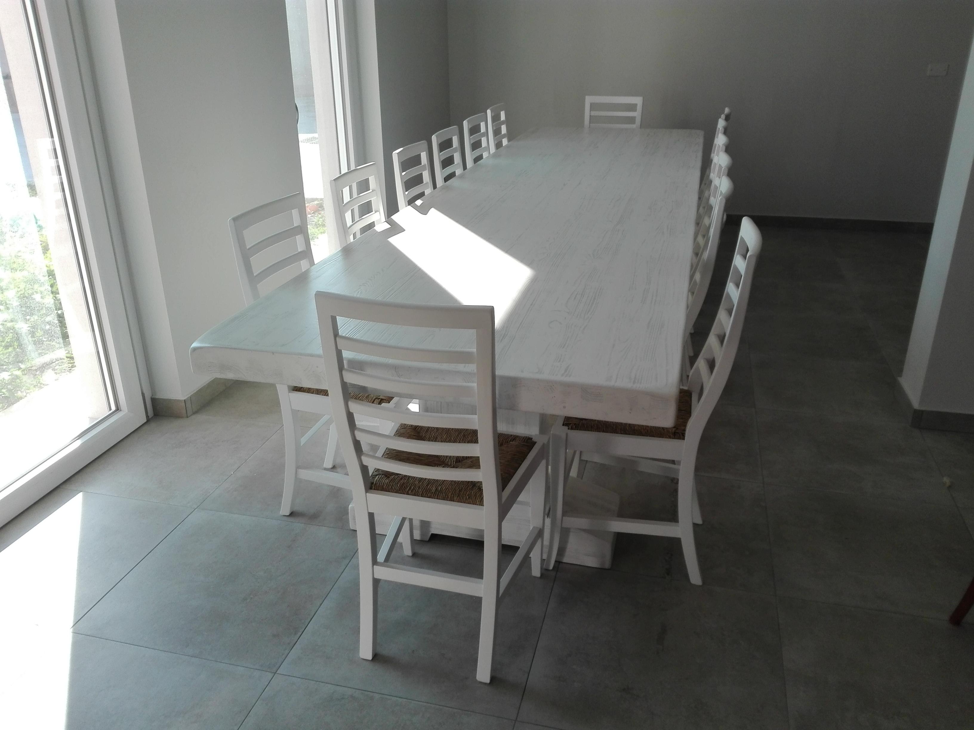 Dove Trasmettono Casa Su Misura tavoli su misura