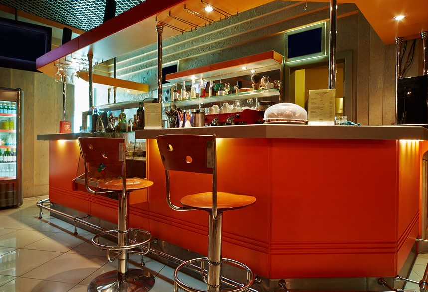 Arredo bar moderno Roma ESCAPE='HTML'